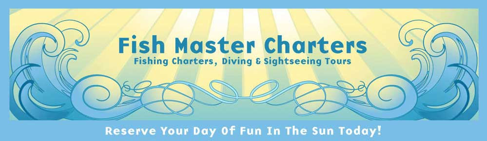Fish Master Charters, start your adventure today